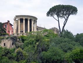 Il Parco di Villa Gregoriana a Tivoli