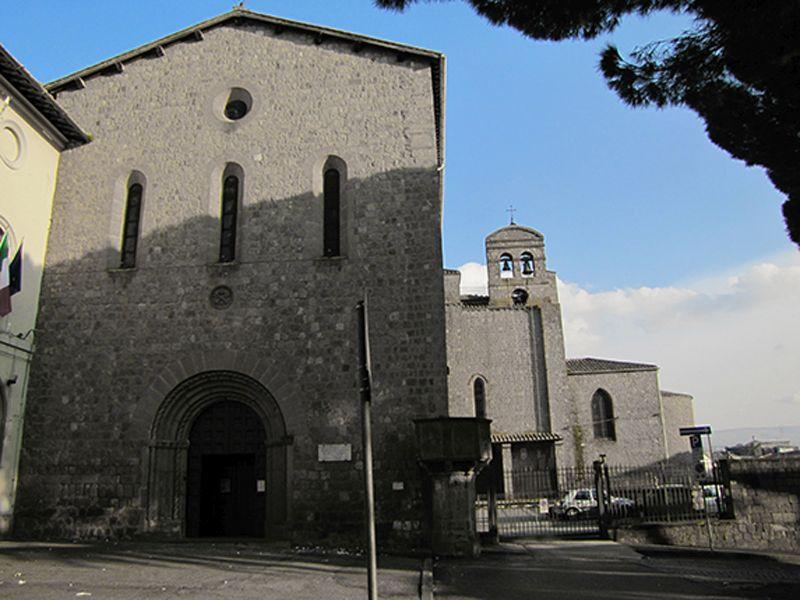Basilica di San Francesco alla Rocca a Viterbo | Chiese di Viterbo