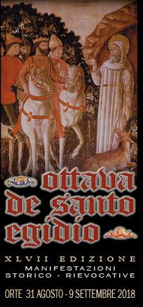 Ottava di Sant'Egidio 2018 a Orte (VT) | Feste Medievali e Rievocazioni Storiche nel Lazio