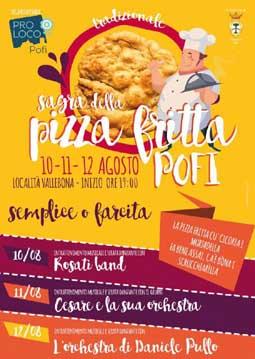 Sagra della Pizza Fritta 2018 a Pofi (FR) | Sagre nel Lazio