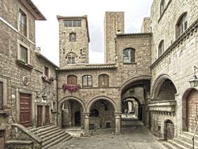 Il Quartiere San Pellegrino a Viterbo | Cosa visitare
