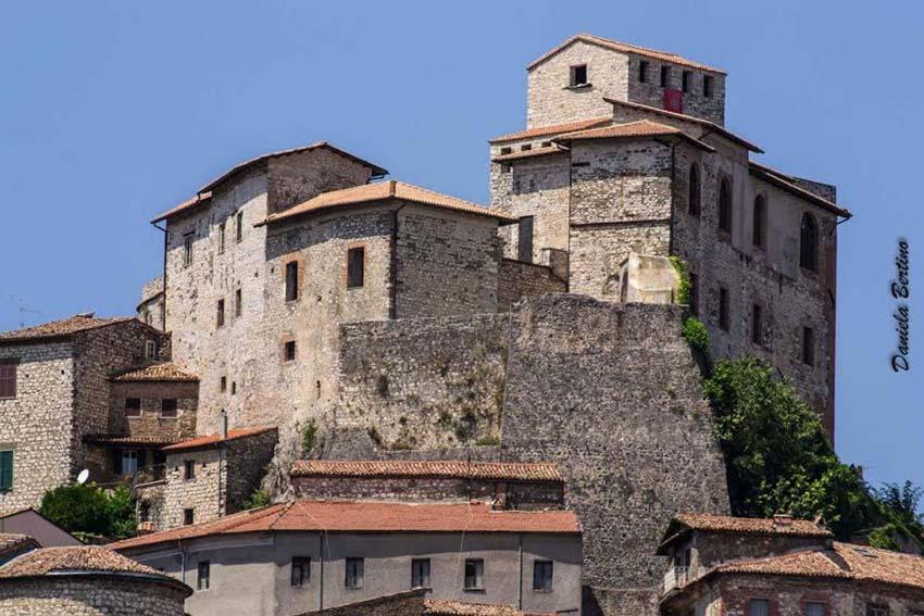 Castello dei conti de Ceccano (FR)