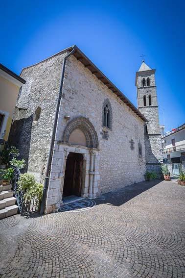 Chiesa Abbaziale di San Nicola - Ceccano (FR)