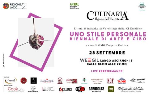 Culinaria - Il Gusto dell'Identità | Eventi a Roma