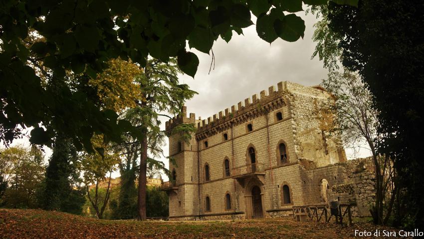 Parco di Castel Sindici, Ceccano (FR)