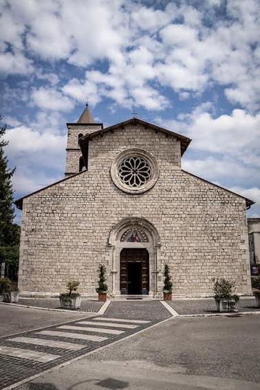 Santuario di Santa Maria a Fiume, Ceccano (FR)