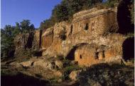 La Necropoli di Castel D'Asso e il Museo di Rocca Albornoz
