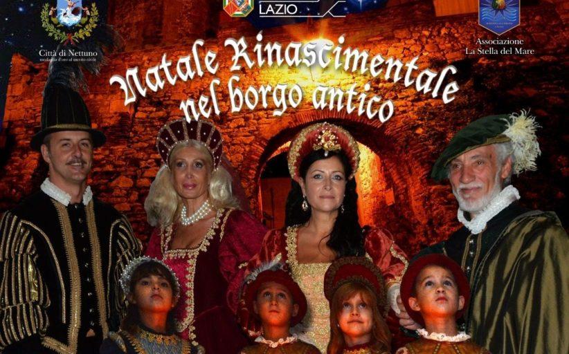 Natale Rinascimentale nel Borgo Antico di Nettuno