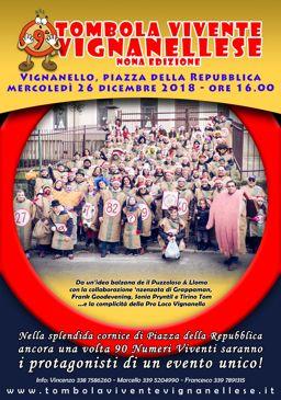 Tombola Vivente 2018 a Vignanello (VT) | Eventi e Spettacoli Folcloristici e Tradizionali nel Lazio