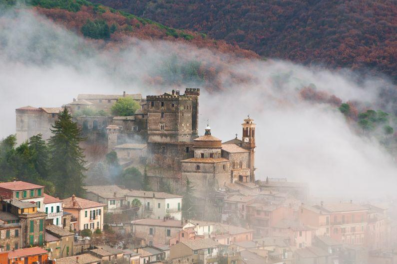Castello Massimo ad Arsoli (RM) | Cosa vedere e come visitarlo