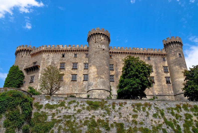 I Castelli più belli da vedere vicino Roma
