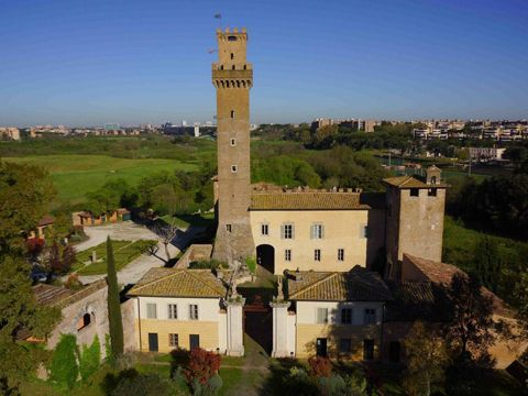 Castello della Cecchignola a Roma (RM) | Cosa vedere e come visitarlo