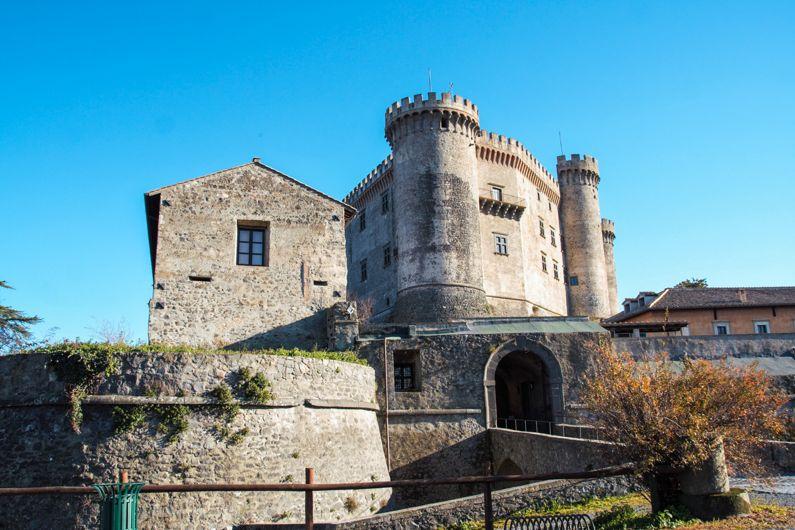 Castello Orsini-Odescalchi a Bracciano | Castelli del Lazio