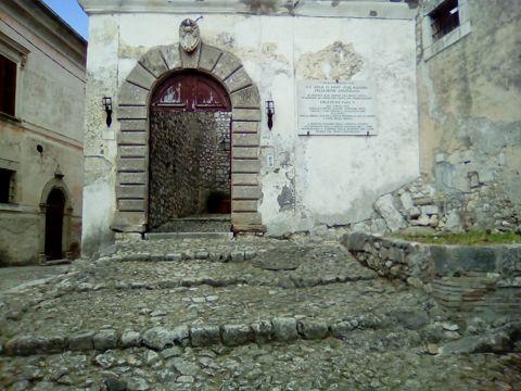 Castello Longhi-de Paolis a Fumone | Castelli del Lazio
