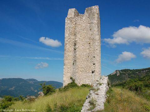 Castello di Poggio Poponesco a fiamignano (RI) | Cosa vedere e come visitarlo