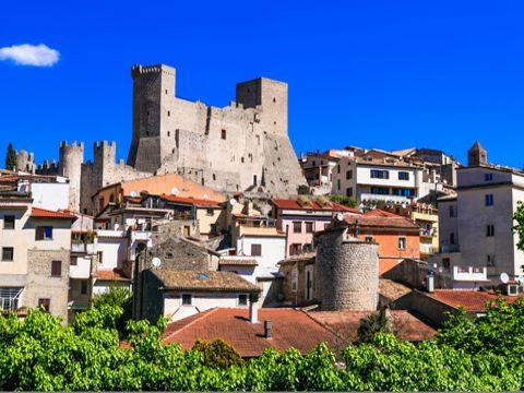 Castello di Itri | Castelli del Lazio