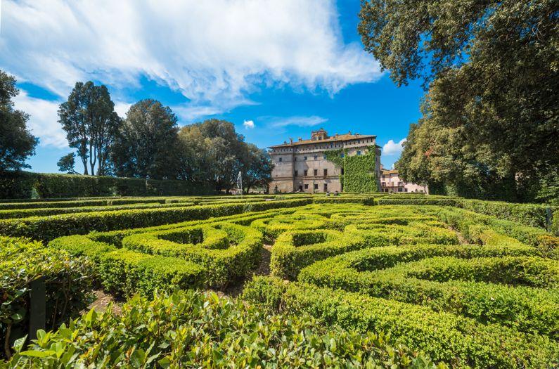 Castello Ruspoli a Vignanello | Castelli del Lazio