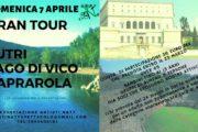 Gran Tour: Sutri - Lago di Vico - Caprarola