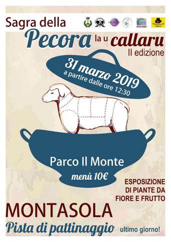 Sagra della Pecora 2019 a Montasola (RI) | Sagre nel Lazio