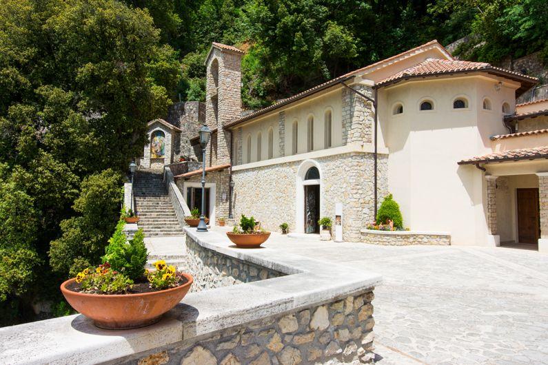 La Valle Santa | Santuari francescani del Lazio