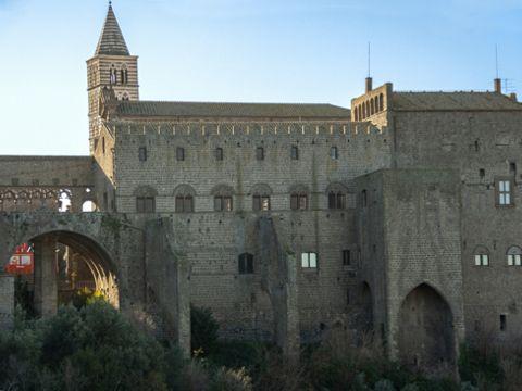 Viterbo - Palazzo dei Papi | Cosa vedere e come visitare Viterbo