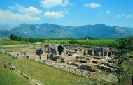 Pasquetta nell'area Archeologica di Privernum