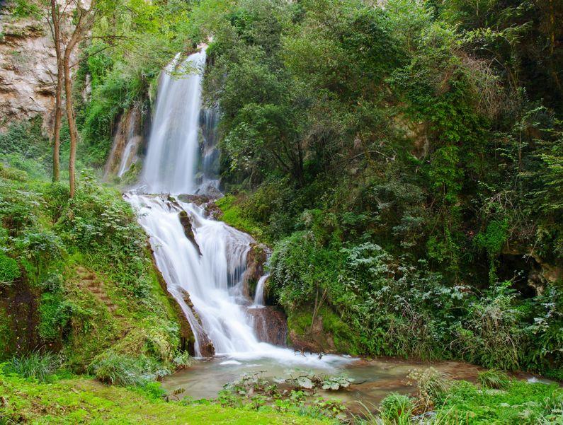 Cascata di Villa Gregoriana a Tivoli (RM) | Come arrivare e Cosa visitare