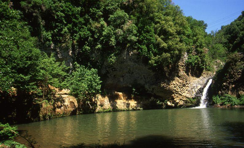 Cascate di Castel Giuliano a Bracciano (RM) | Come arrivare e Cosa visitare
