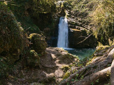Cascate di Trevi a Trevi nel Lazio (FR) | Come arrivare e Cosa visitare