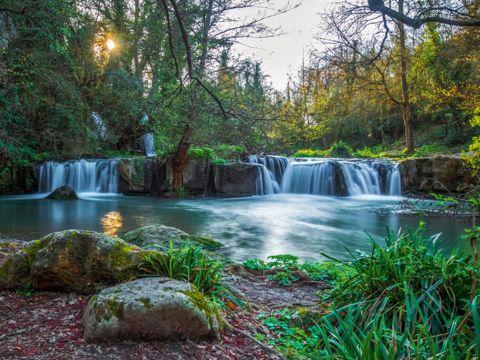 Cascate di Monte Gelato a Mazzano Romano (RM) | Come arrivare e Cosa visitare
