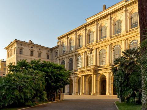 Gallerie Nazionali di Arte Antica (Palazzo Barberini) | I Musei di Roma