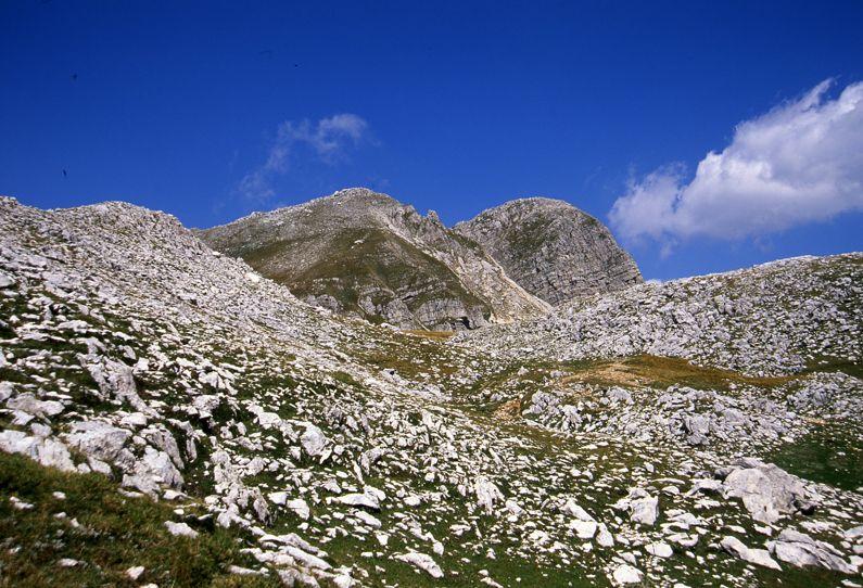 Monte La Meta da Prati di Mezzo | Escursioni, Sentieri e Trekking nel Lazio