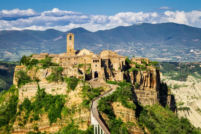 I luoghi più belli da vedere nel Lazio