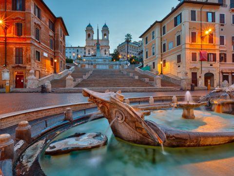 Piazza di Spagna | Le Piazze di Roma
