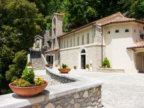 Santuario - Convento di Greccio | Cosa vedere e come visitarlo