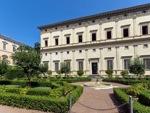 Villa Farnesina | Parchi, Ville e Giardini di Roma