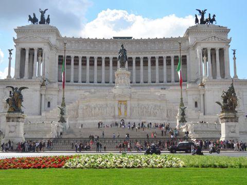 Il Vittoriano (Altare della Patria) | I Monumenti di Roma
