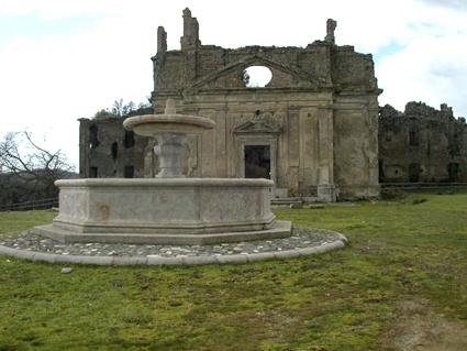 Città Fantasma e Borghi abbandonati vicino Roma