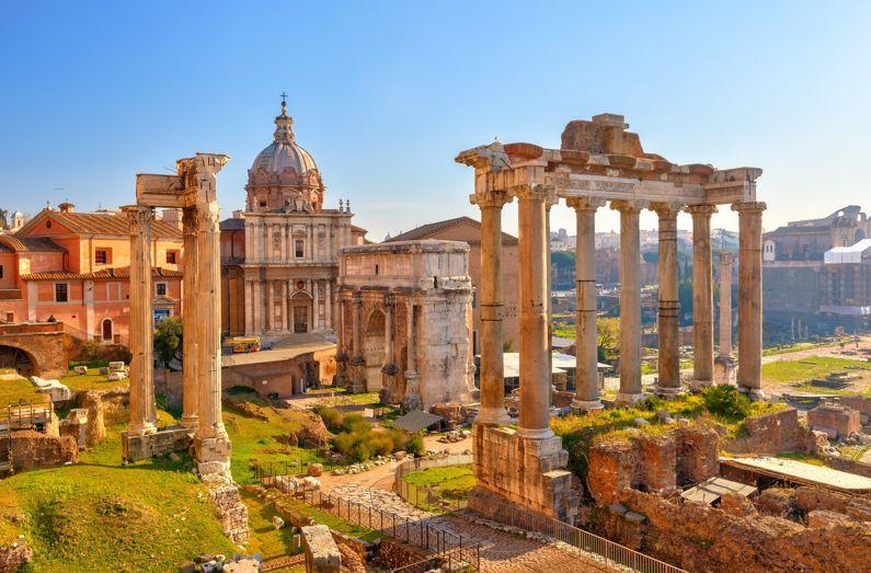 Il Foro Romano | I Siti Archeologici di Roma