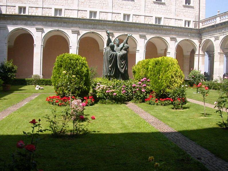 Luoghi da vedere per l'Immacolata nel Lazio