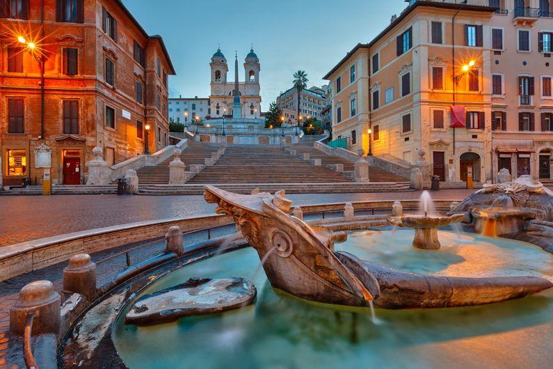 San Valentino a Roma | I 10 luoghi più romantici di Roma