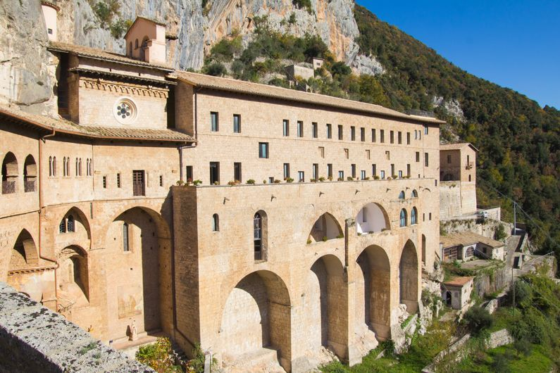 monastero di san benedetto cosa vedere