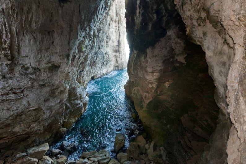 La Montagna Spaccata e la Grotta del Turco | cosa vedere e come visitarla