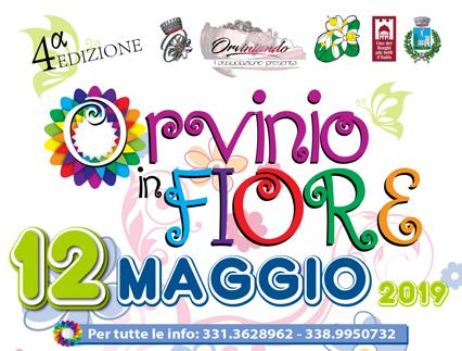 Orvinio in Fiore 2019 a Orvinio (RI) | Fiere nel Lazio
