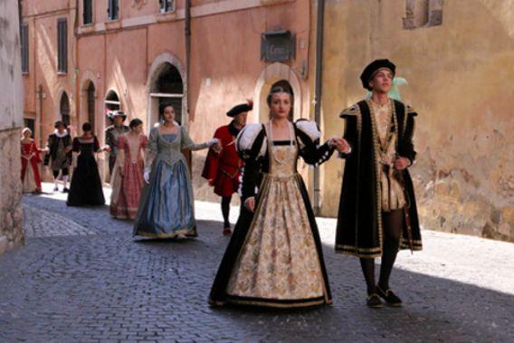Palio del Tributo a Priverno (LT) | Feste Medievali e Rievocazioni Storiche nel Lazio
