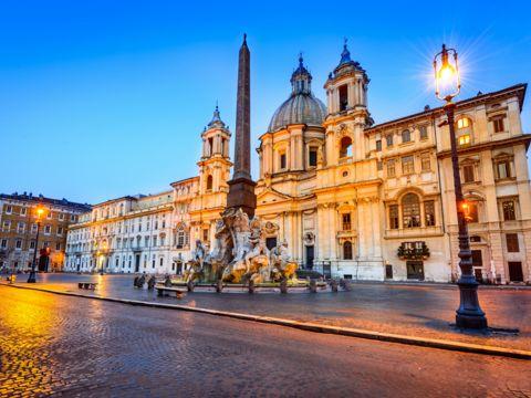 Piazza Navona | Le Piazze di Roma