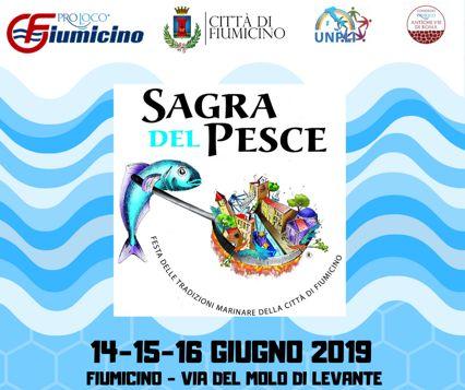 Sagra del Pesce 2'019 a Fiumicino (RM) | Sagre nel Lazio
