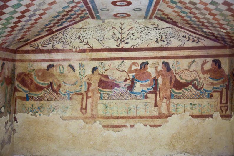 I Siti Archeologici del Lazio