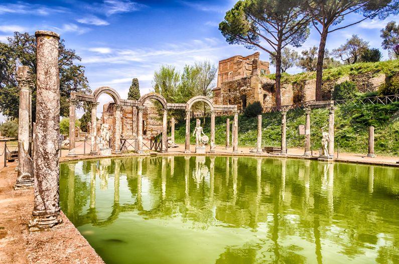 Villa Adriana a Tivoli (RM) | Cosa vedere e come visitarla