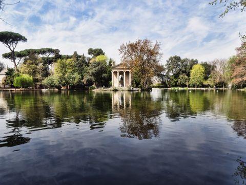 Villa Borghese I Giardini Vaticani | Parchi, Ville e Giardini di Roma